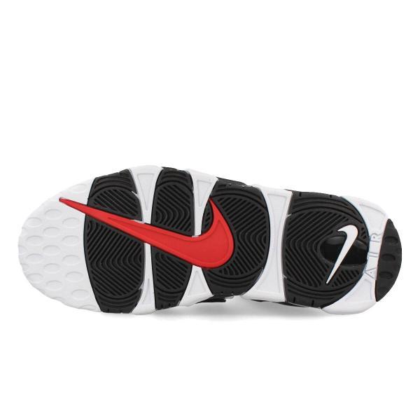 スニーカー メンズ ナイキ モア アップ テンポ NIKE AIR MORE UPTEMPO WHITE/BLACK/VARSITY RED 414962-105|lowtex|06
