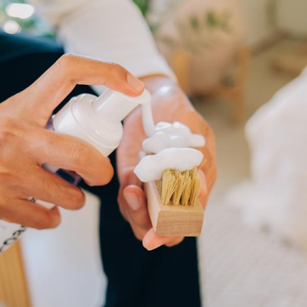 スニーカークリーナー JASON MARKK PREMIUM SHOE CLEANING BRUSH ジェイソンマーク プレミアム シュークリーニング ブラシ シューケア用品 靴磨き|lowtex|06