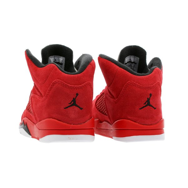 【キッズサイズ】【16-22cm】 NIKE AIR JORDAN 5 RETRO BP ナイキ エア ジョーダン 5 レトロ BP UNIVERSITY RED/BLACK/UNIVERSITY RED|lowtex|03