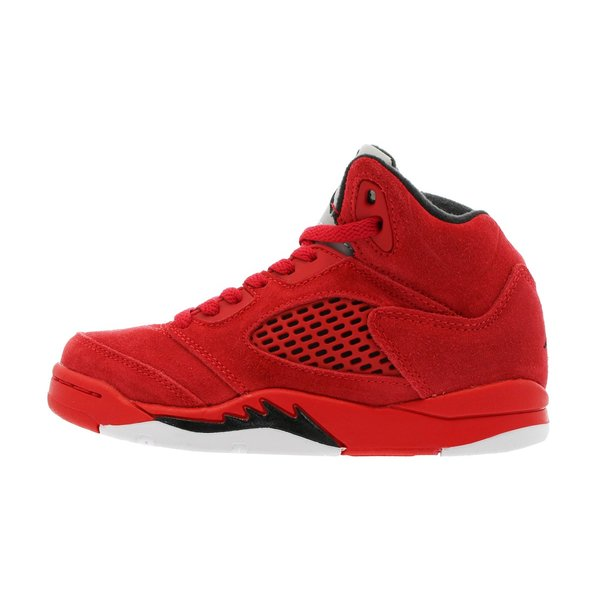 【キッズサイズ】【16-22cm】 NIKE AIR JORDAN 5 RETRO BP ナイキ エア ジョーダン 5 レトロ BP UNIVERSITY RED/BLACK/UNIVERSITY RED|lowtex|04
