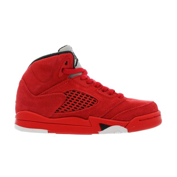 【キッズサイズ】【16-22cm】 NIKE AIR JORDAN 5 RETRO BP ナイキ エア ジョーダン 5 レトロ BP UNIVERSITY RED/BLACK/UNIVERSITY RED|lowtex|05