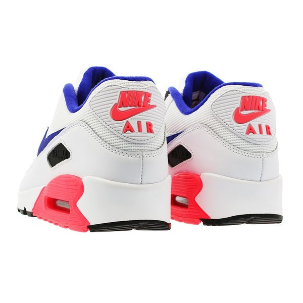 NIKE AIR MAX 90 ESSENTIAL ナイキ エア マックス 90 エッセンシャル WHITE/ULTRAMARINE/SOLAR RED/BLACK|lowtex|03