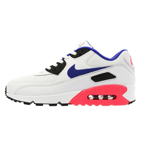 NIKE AIR MAX 90 ESSENTIAL ナイキ エア マックス 90 エッセンシャル WHITE/ULTRAMARINE/SOLAR RED/BLACK|lowtex|04