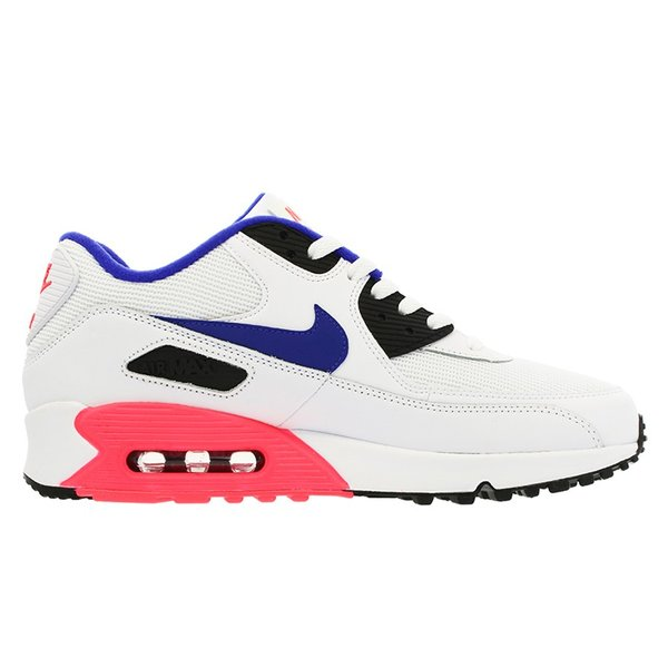 NIKE AIR MAX 90 ESSENTIAL ナイキ エア マックス 90 エッセンシャル WHITE/ULTRAMARINE/SOLAR RED/BLACK|lowtex|05