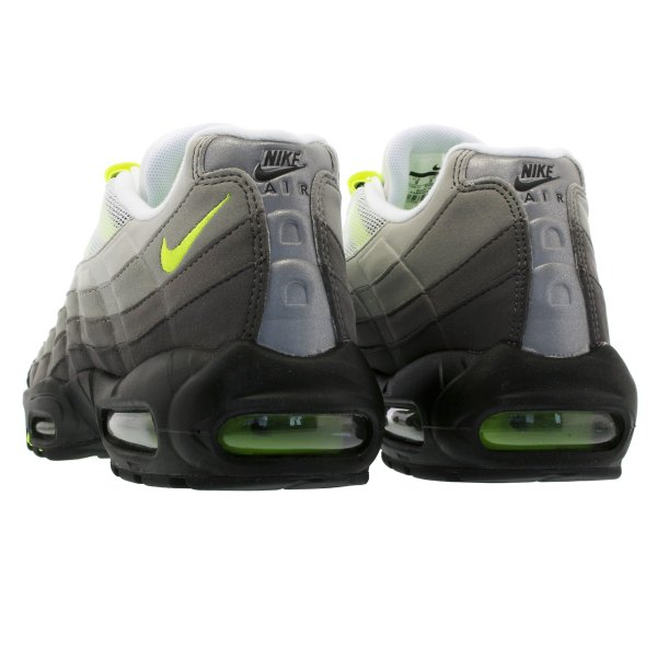 スニーカー メンズ ナイキ エアマックス 95 NIKE AIR MAX 95 OG BLACK/VOLT/MEDIUM ASH/DARK PEWTER|lowtex|03