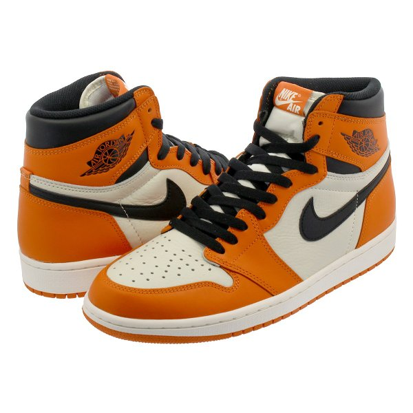 4560b9df370 Athletic Shoes Nike Air Jordan 1 Retro I Reverse Shattered Backboard 2.0  High OG 555088-113