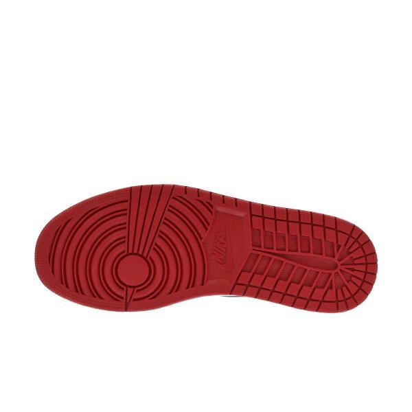 NIKE AIR JORDAN 1 RETRO HIGH OG 【つま黒】【BLACK TOE】【2016年製】 ナイキ エア ジョーダン 1 レトロ ハイ OG WHITE/BLACK/VARSITY RED|lowtex|06