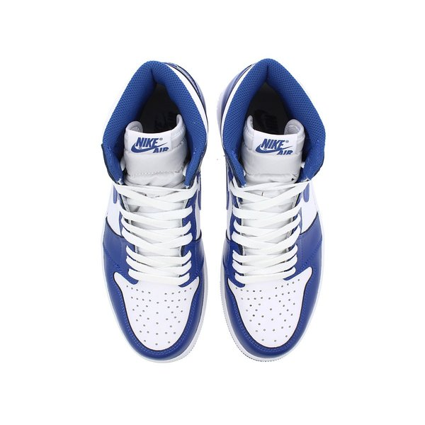 NIKE AIR JORDAN 1 RETRO HIGH OG 【STORM BLUE】 ナイキ エア ジョーダン 1 レトロ ハイ OG WHITE/STORM BLUE|lowtex|02