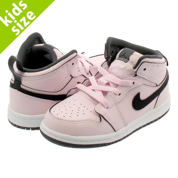 sports shoes 283c3 26b40 NIKE AIR JORDAN 1 MID GT ナイキ エア ジョーダン 1 ミッド GT PINK FOAM  BLACK ...
