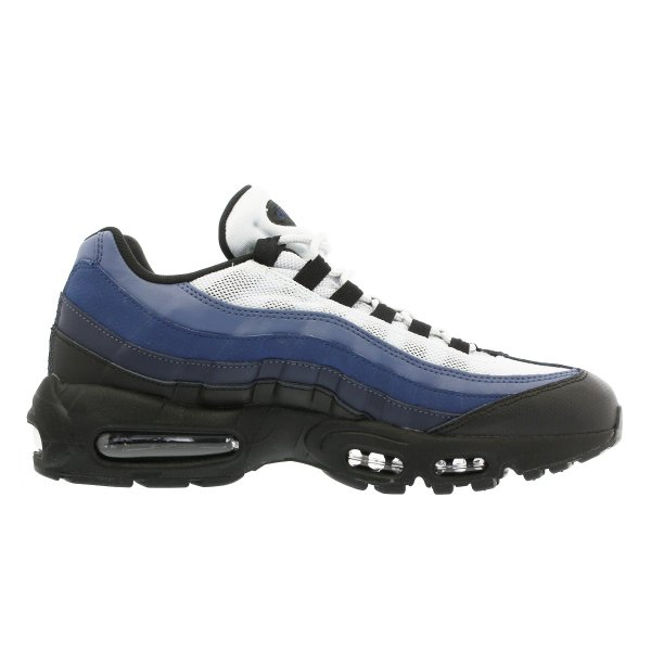 NIKE AIR MAX 95 ESSENTIAL ナイキ エア マックス 95 エッセンシャル BLACK/OBSIDIAN/NAVY BLUE/PURE PLATINUM|lowtex|05