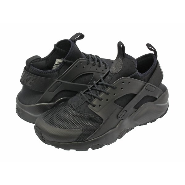 newest d0207 d4a70 Clothing, Shoes   Accessories Nike Air Huarache Run Ultra Triple Black Men  Running Shoes Sneakers 819685-002