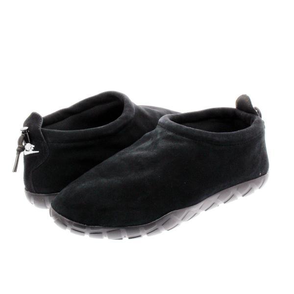 online store 5f9f7 e6952 NIKE AIR MOC ULTRA ナイキ エア モック ウルトラ BLACK WHITE BLACK