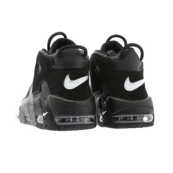 【ビッグ・スモールサイズ】 NIKE AIR MORE UPTEMPO 96 【TRI-COLOR】 ナイキ モア アップ テンポ  96 BLACK/BLACK/COOL GREY/WHITE|lowtex|03