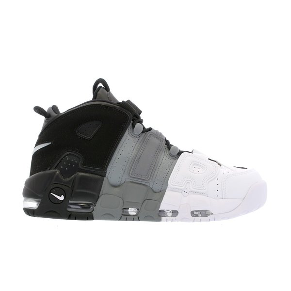 【ビッグ・スモールサイズ】 NIKE AIR MORE UPTEMPO 96 【TRI-COLOR】 ナイキ モア アップ テンポ  96 BLACK/BLACK/COOL GREY/WHITE|lowtex|05