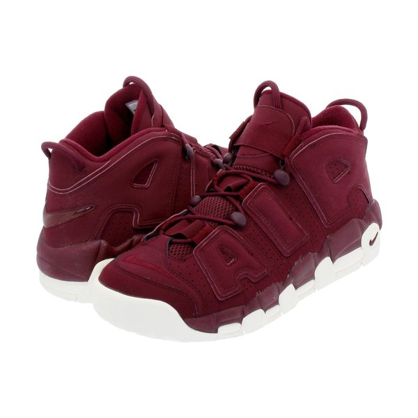 c35c67c2dc1634 NIKE AIR MORE UPTEMPO 96 QS NIGHT MAROON  ナイキ モア アップ テンポ 96 QS ...
