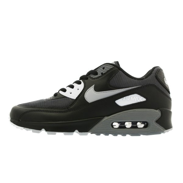 NIKE AIR MAX 90 ESSENTIAL ナイキ エア マックス 90 エッセンシャル BLACK/WOLF GREY/DARK GREY/COOL GREY|lowtex|04