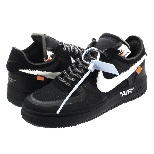 16825c9e2c7296 NIKE AIR FORCE 1 LOW  OFF-WHITE   THE 10  ナイキ エア フォース 1 ...