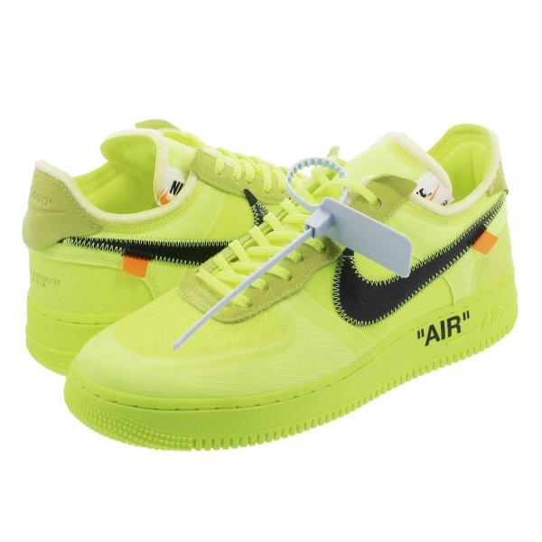 5f0a2623281693 NIKE AIR FORCE 1 LOW OFF-WHITE THE 10 ナイキ エア フォース 1 ロー オフ ...