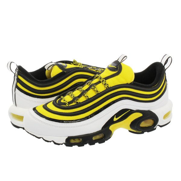 f46b79453d NIKE AIR MAX PLUS 97 【FREQUENCY PACK】 ナイキ エア マックス プラス 97 TOUR WHITE ...
