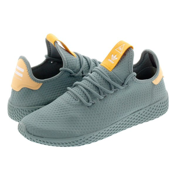 ade8adf039b adidas PW TENNIS HU  adidas Originals x PHARRELL WILLIAMS  アディダス ファレル  ウィリアムス テニス HU ...