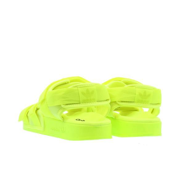大人気の女の子サイズ adidas ADILETTE SANDAL adidas Originals アディダス アディレッタ サンダル YELLOW/YELLOW