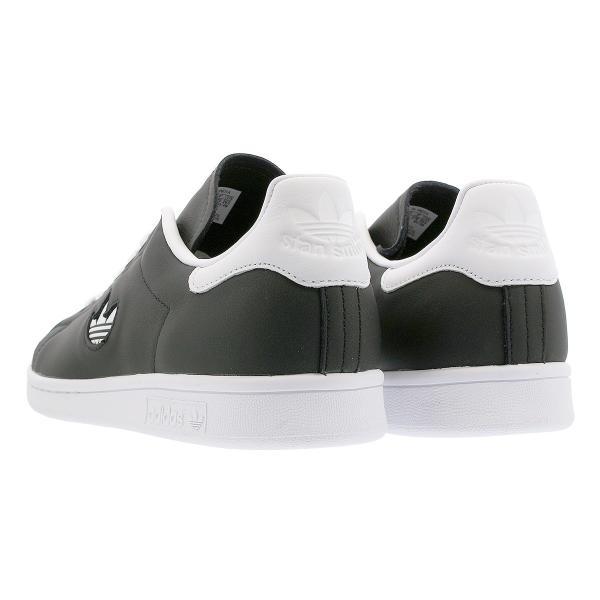 スニーカー メンズ レディース アディダス スタンスミス adidas STAN SMITH BLACK/WHITE/BLACK bd7452|lowtex|03