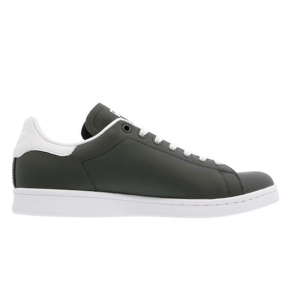 スニーカー メンズ レディース アディダス スタンスミス adidas STAN SMITH BLACK/WHITE/BLACK bd7452|lowtex|05