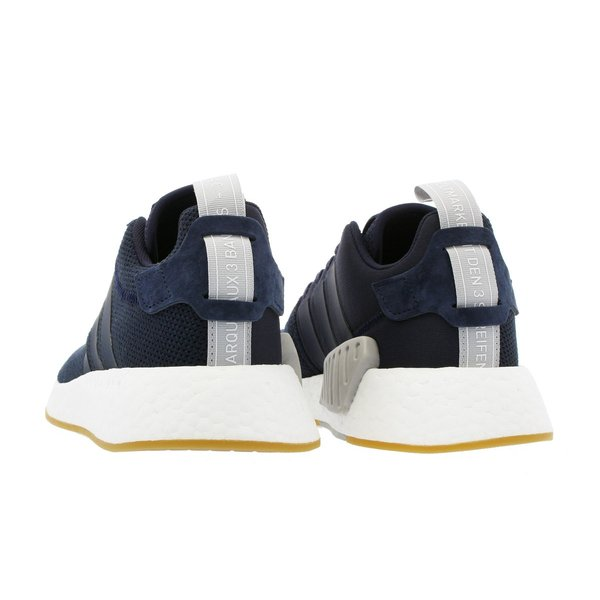 【大人気の女の子サイズ♪】 adidas NMD_R2 W 【adidas Originals】 アディダス ノマド NMD_R2 W LEGEND INK/TRACE BLUE/GREY