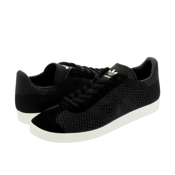 adidas GAZELLE PK 【adidas Originals】 【メンズ】【レディース】アディダス ガッツレー ガゼル PK CORE BLACK/CORE BLACK/OFF WHITE|lowtex