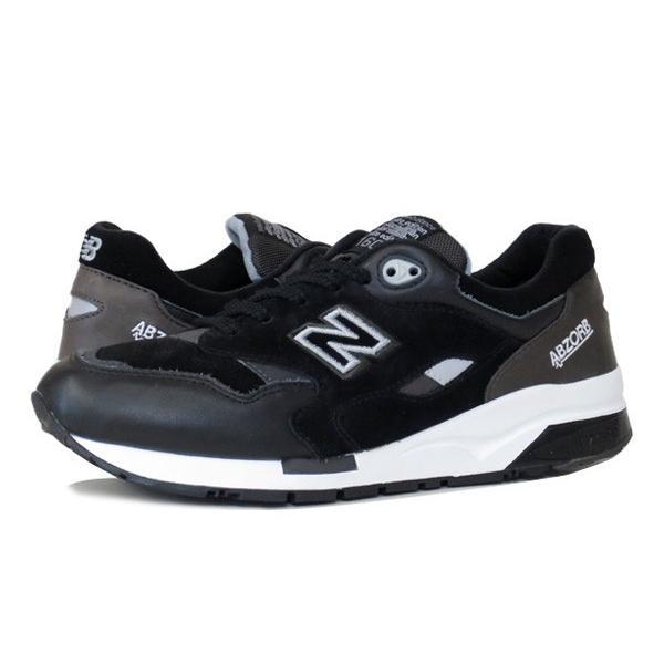 best sneakers d35bd e667c NEW BALANCE CM1600GT ニューバランス CM 1600 GT BLACK/GREY/WHITE メンズ スニーカー 黒