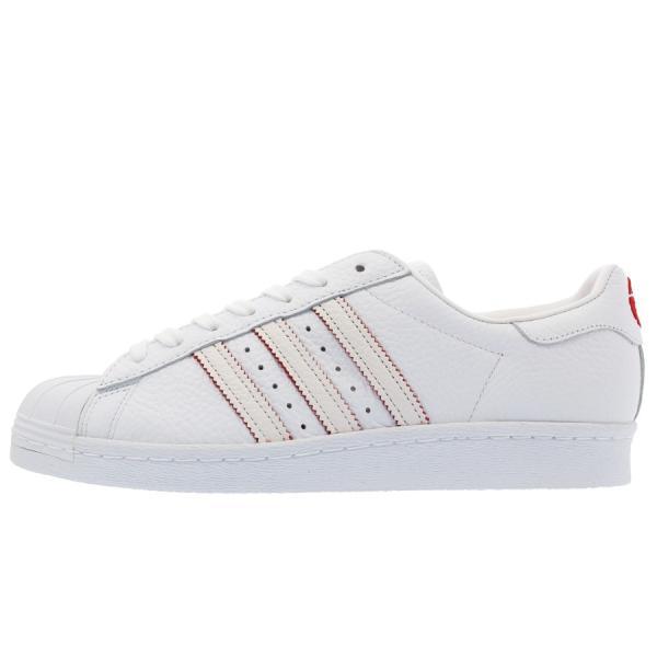 adidas SUPER STAR 80s CNY 【adidas Originals】 アディダス オリジナルス  スーパースター 80s CNY RUNNING WHITE/RUNNING WHITE/SCARLET|lowtex|04