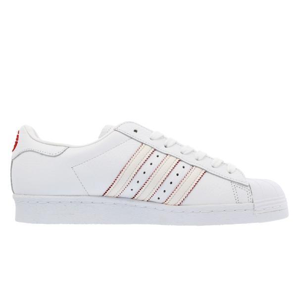 adidas SUPER STAR 80s CNY 【adidas Originals】 アディダス オリジナルス  スーパースター 80s CNY RUNNING WHITE/RUNNING WHITE/SCARLET|lowtex|05