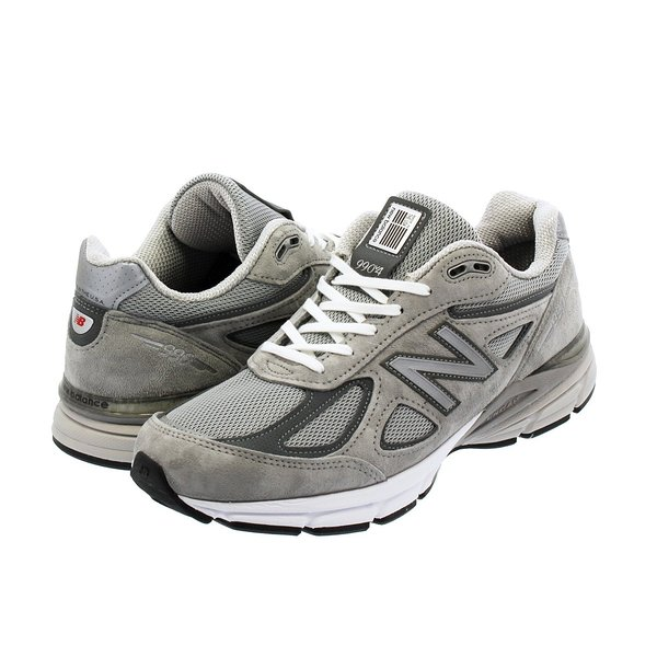 スニーカー メンズ ニューバランス M990 GL4 NEW BALANCE M990GL4 GREY MADE IN U.S.A|lowtex