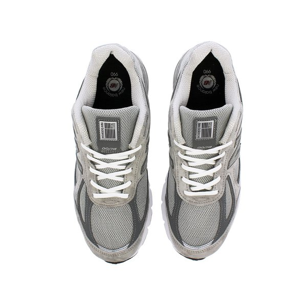 スニーカー メンズ ニューバランス M990 GL4 NEW BALANCE M990GL4 GREY MADE IN U.S.A|lowtex|02
