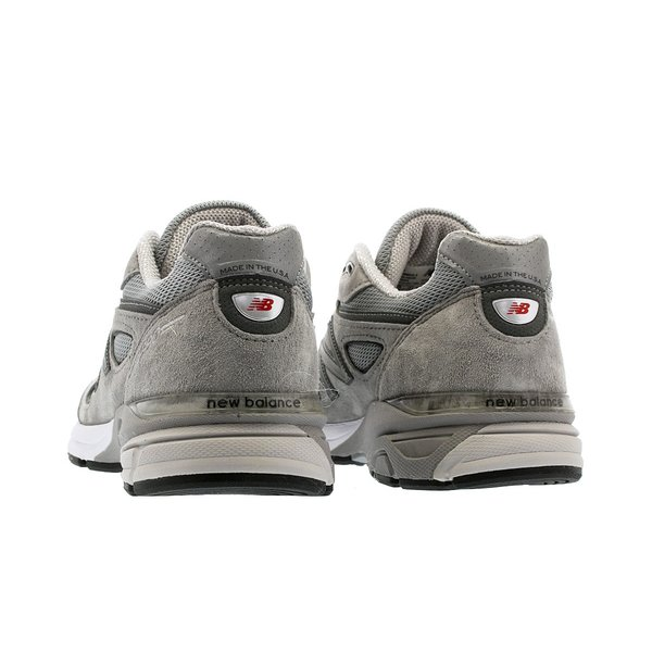 スニーカー メンズ ニューバランス M990 GL4 NEW BALANCE M990GL4 GREY MADE IN U.S.A|lowtex|03