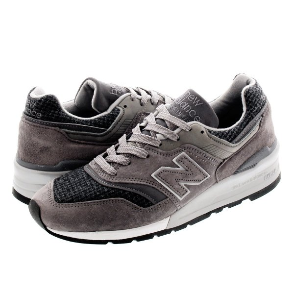 NEW BALANCE M997PAK 【MADE IN U.S.A.】 ニューバランス  M 997 PAK GRAY