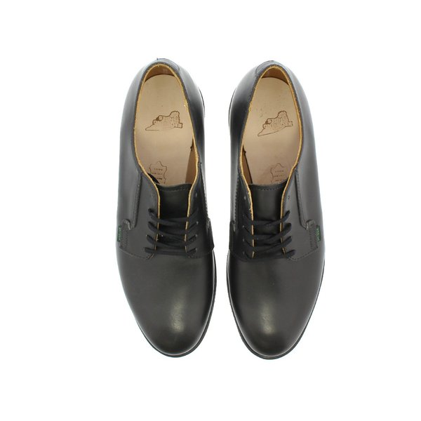 RED WING 101 POSTMAN BOOT OXFORD 【MADE IN U.S.A.】 レッドウイング ポストマン ブーツオックス フォードBLACK 【Dワイズ】 メンズ 靴|lowtex|02