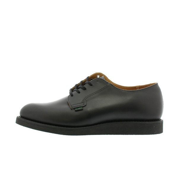 RED WING 101 POSTMAN BOOT OXFORD 【MADE IN U.S.A.】 レッドウイング ポストマン ブーツオックス フォードBLACK 【Dワイズ】 メンズ 靴|lowtex|04