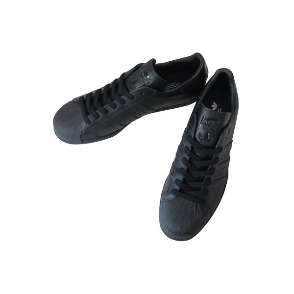 adidas SUPER STAR 80s メンズレディースアディダス オリジナルス  スーパースター 80s CORE BLACK/CORE BLACK/WHITE|lowtex|02