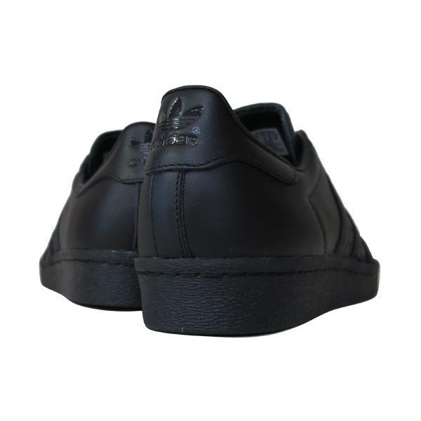 adidas SUPER STAR 80s メンズレディースアディダス オリジナルス  スーパースター 80s CORE BLACK/CORE BLACK/WHITE|lowtex|03