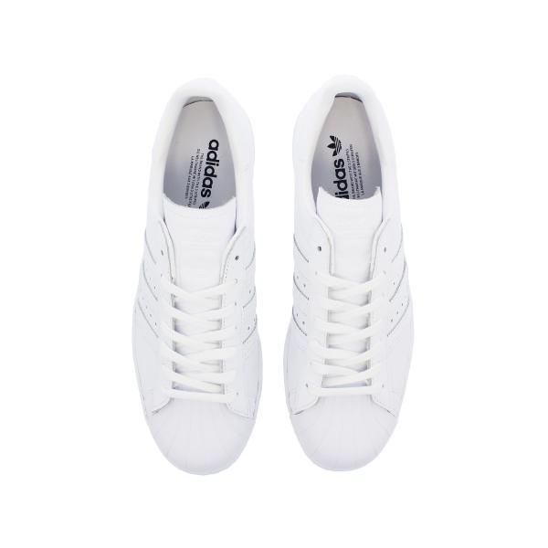 adidas SUPER STAR 80s アディダス オリジナルス スーパースター 80s WHITE/WHITE メンズ レディース スニーカー シューズ s79443|lowtex|02