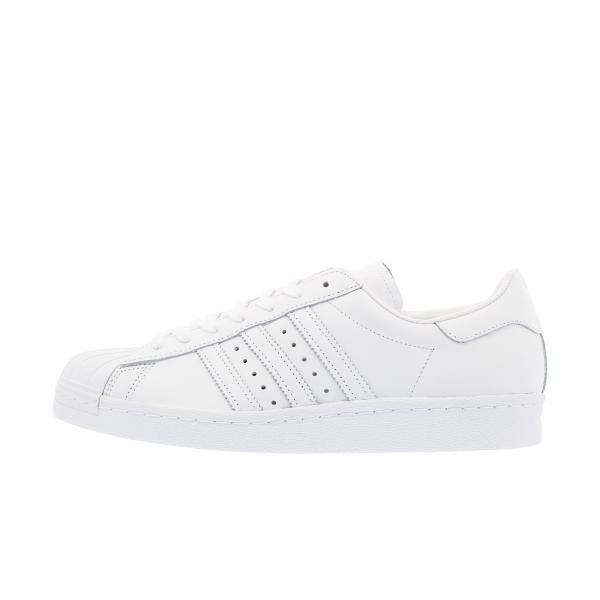 adidas SUPER STAR 80s アディダス オリジナルス スーパースター 80s WHITE/WHITE メンズ レディース スニーカー シューズ s79443|lowtex|04