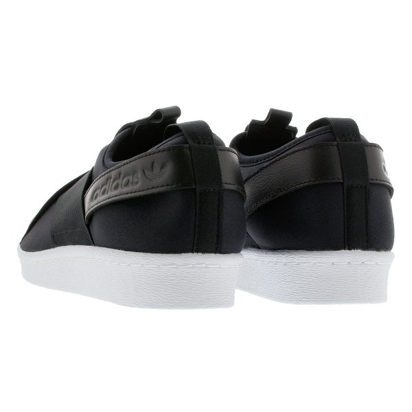 スニーカー レディース アディダス スーパースター スリッポン ウィメンズ adidas SUPERSTAR Slip On W adidas Originals BLACK/WHITE|lowtex|03