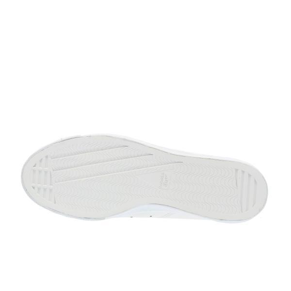 オニツカタイガー ローンシップ メンズ レディース スニーカー ホワイト Onitsuka Tiger LAWNSHIP WHITE/WHITE  thl518-0101|lowtex|06