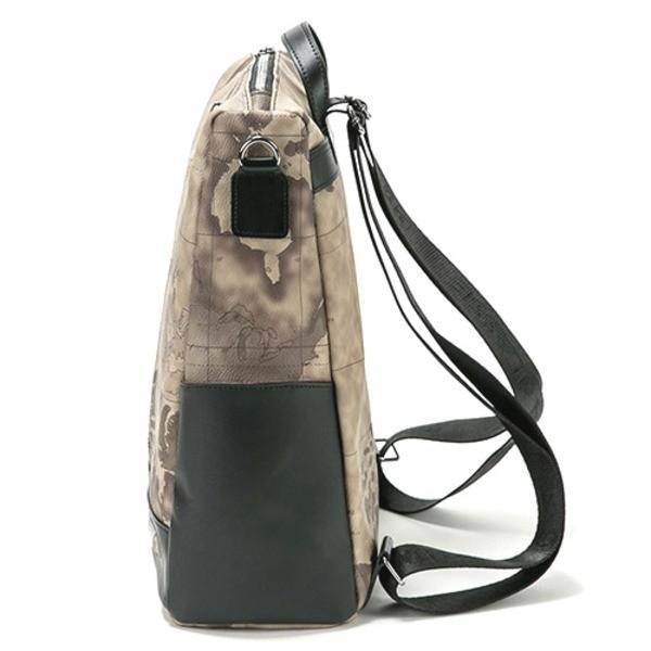 PRIMA CLASSE(プリマクラッセ) PSH7-9111 リュック、ショルダー、ハンドバッグになる3Wayリュック (グレイ)送料無料