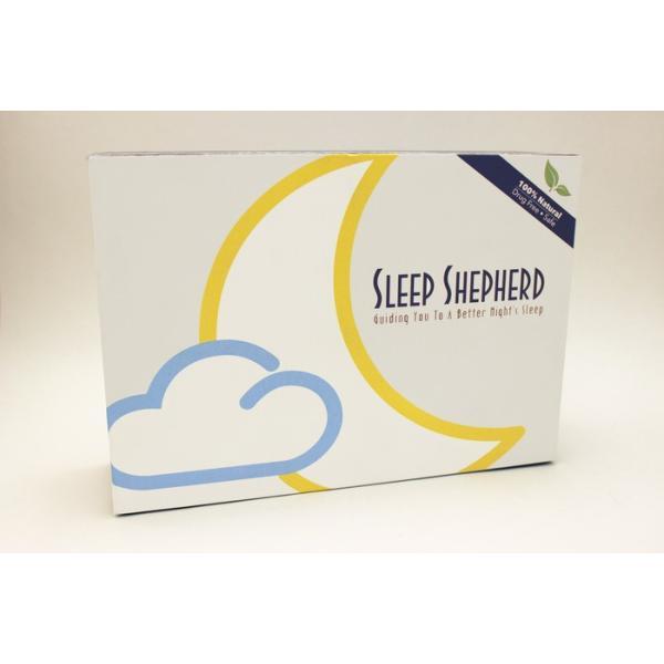 脳を落ち着かせ睡眠状態に導いてくれる帽子「Sleep Shepherd」|luci|03