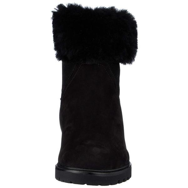 ガボール ブーツ 72783 ブラックスエード EU 3(22.5 cm)