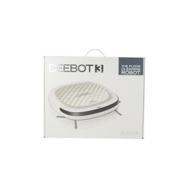 ECOVACS 超薄型 床用お掃除ロボット ホワイトシャンパンゴールド D35-WHCG|lucia0322|03