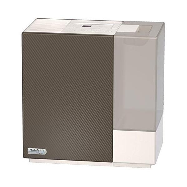 ダイニチ ハイブリッド(温風気化+気化)式加湿器(木造14.5畳まで/プレハブ洋室24畳まで プレミアムブラウン)DAINICHI HD-R