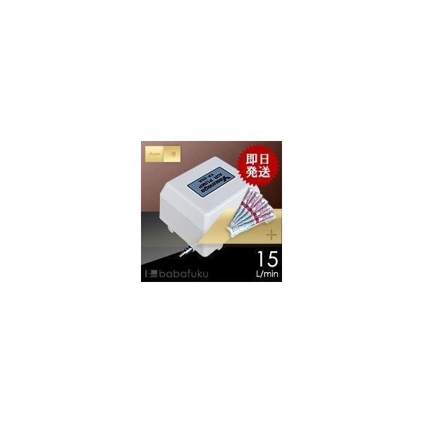 安永YP-15A/塩素剤付き